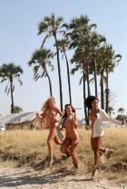 Karin Taylor, Jami Ferrell, Rachel Jean Marteen Playboy Safari