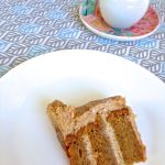 The pumpkin smash cake is sophisticated enough that a grown up can enjoy it with a cup of espresso