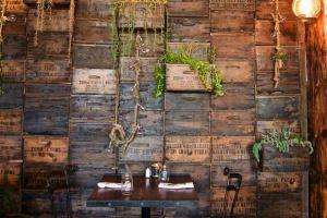 Farmer's Bottega Restaurant in Mission Hills, San Diego