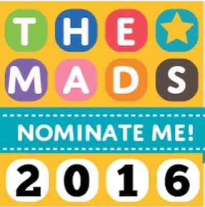Tots100 MAD Blog Awards 2016 … How to Nominate