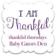 thankful button 150 Thankful Thursday