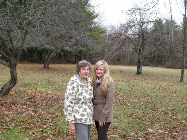 Gaga & Me, Thanksgiving 2008
