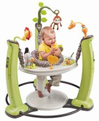 image001 Jumping Sidney & ExerSaucer Contest