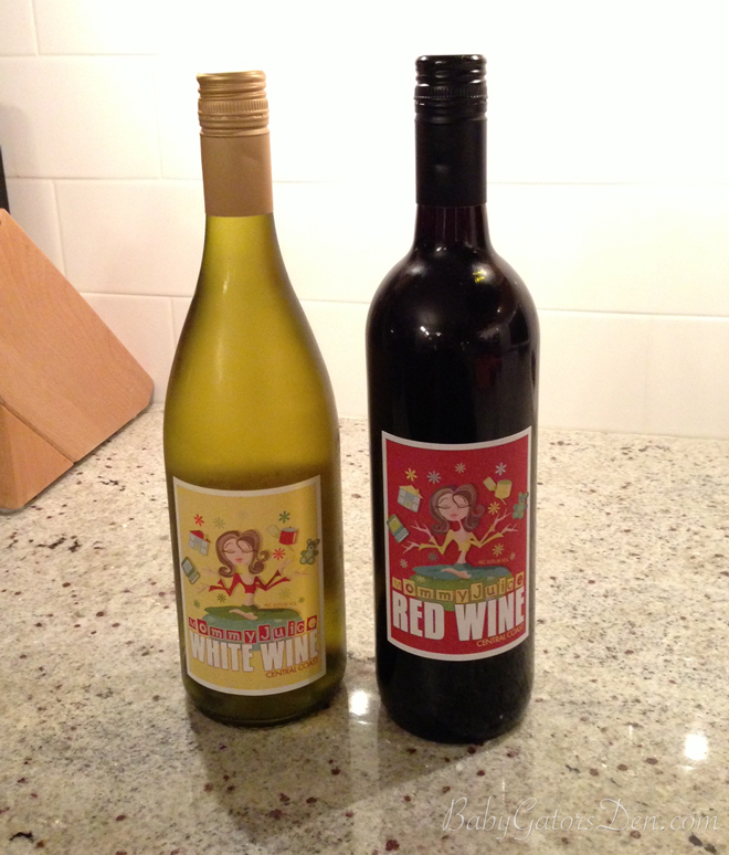 mommy juice MommyJuice Wines Save the Day {Review & Giveaway}