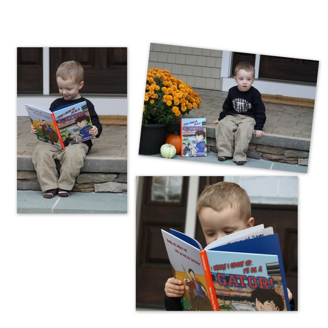 gator book1 When I Grow Up, Ill Be a Gator! {Review & Giveaway)