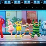 YO GABBA GABBA! LIVE! GET THE SILLIES OUT! Tour in Boston for 2 Performances