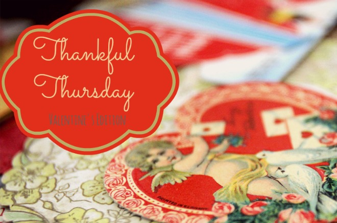 Thankful Thursdau Thankful Thursday