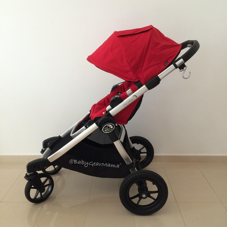 Fullsize Of City Select Stroller
