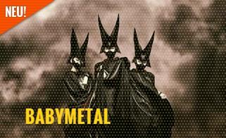 BABYMETAL WORLD TOUR 2015 ドイツ・オーストリアのフェスで気になる共演バンド動画まとめ!