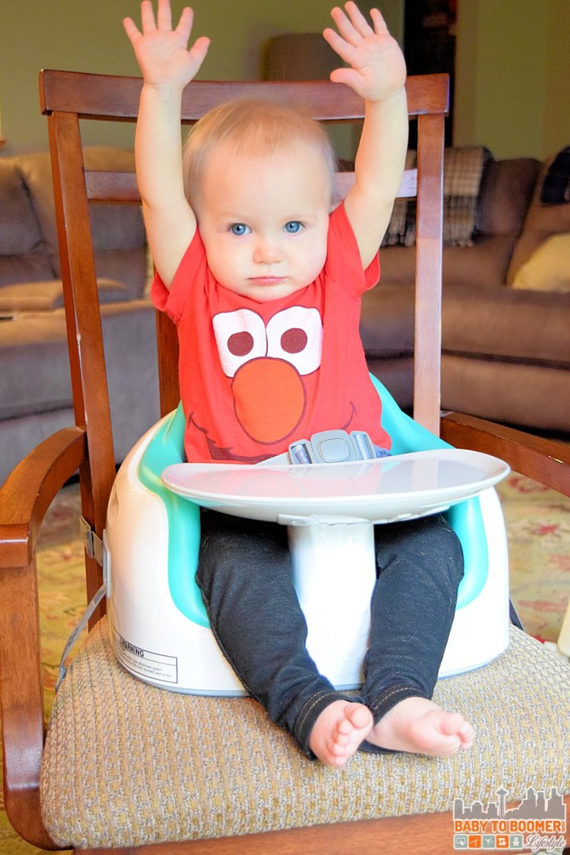Large Of Bumbo Seat With Tray