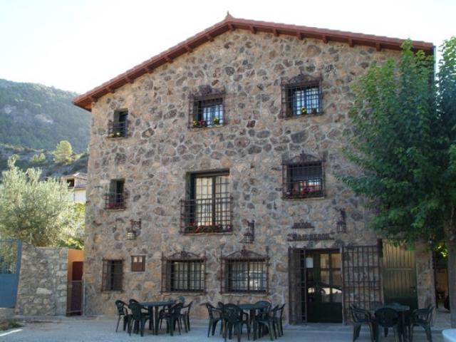 Una casa rural para niños a un paso de Madrid