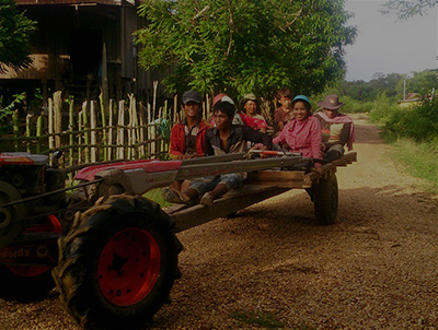 Do's & Don'ts When Visiting a Rural Village in Cambodia