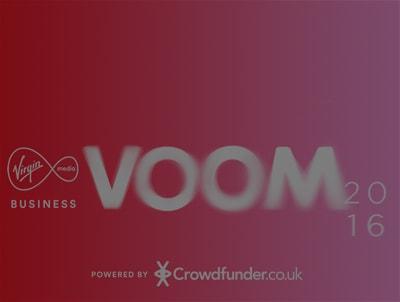 We've Entered Voom – Please Vote For Us!