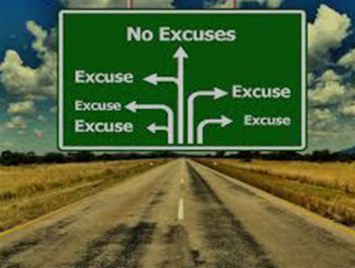 Excuses Not to Travel
