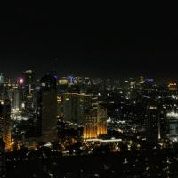 BCAタワー 夜景