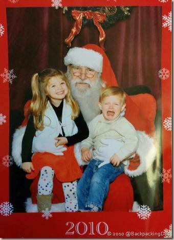 Santa Visit 2010