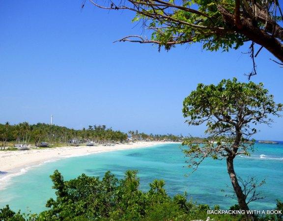 Bantigue Beach, Malapascua Island, Cebu