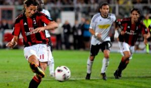 Milan choke on Ficcadenti's recipe for survival
