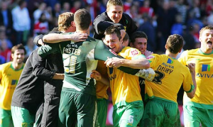 Norwich City: The perfect example for newly promoted Reading