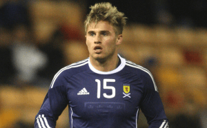 David Goodwillie off to the Premier League...finally