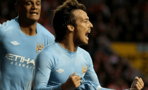 Video: David Silva's inch perfect free kick for Spain against South Korea