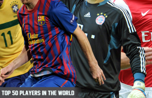 Top 50 Players in the World 2011: Part 3 - 30-21