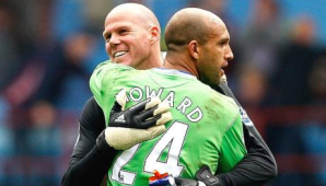 Tim Howard linked with move to Colorado Rapids from Everton