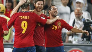 Live - Portugal v Spain