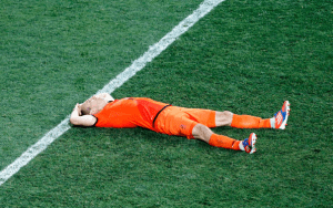 Oranje Crushed: Why the Dutch failed at Euro 2012