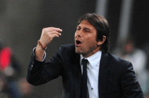 Report: Conte keen to replace Courtois with Handanovic at Chelsea