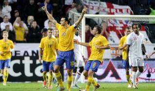 Ibrahimovic Sweden