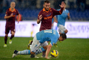 Dissecting the derby: Lazio on top in Rome