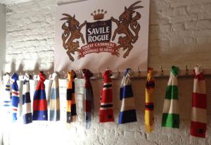 Savile-Rogue scarf