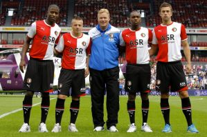 Are Feyenoord on course to end their thirteen season wait for a title?