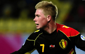 Will Kevin De Bruyne banish the 'Blues' at Manchester City?