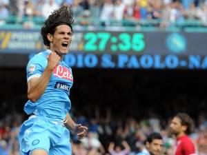 Cavani can leave Napoli fulfilled