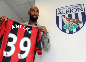 Anelka expresses delight at Baggies move
