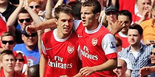 Could Wilshere and Ramsey work together in the centre of midfield?
