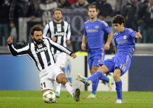 Could Oscar become Chelsea's Andrea Pirlo?