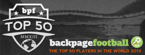 BPF's Top 50 Players in the World - Get Voting!
