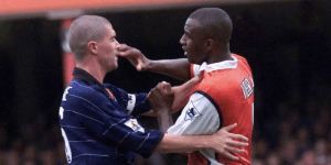 Trailer: The Roy Keane and Patrick Vieira Documentary