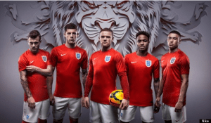 Pics: England World Cup shirts revealed