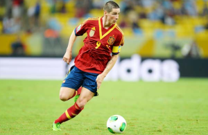 Why Torres was called up by Spain