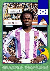 World Cup Legends: Honduras and Gilberto Yearwood