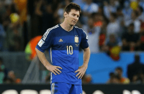 Messi Argentina World Cup Final