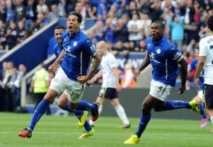 Leonardo Ulloa Leicester City