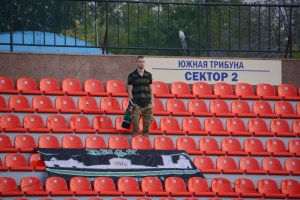 Diary of an Englishman in Siberia - September review of FC Tyumen