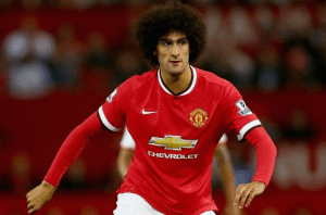 Has Fellaini finally found his role?