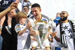 Robbie Keane makes MLS Best XI for the fourth successive time
