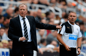 Newcastle agree fee for one midfielder, target another